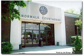 G.A. 20 Courthouse in Norwalk, CT